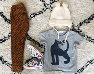 SHOP THE LOOK   ANIMALS