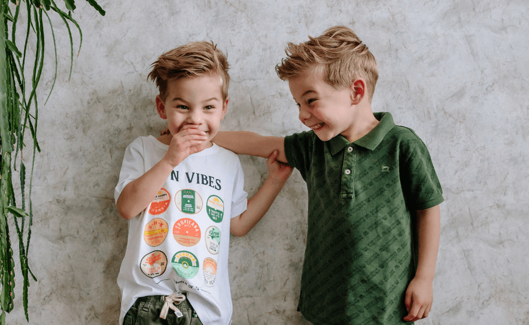 REIN & MAAS IN HIPPE MATCHING ZOMEROUTFITS