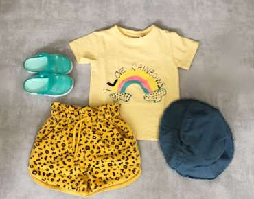 SHOP THE LOOK | LOVE FOR YELLOW