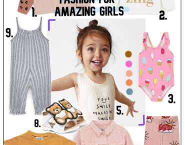 FASHION FOR AMAZING GIRLS