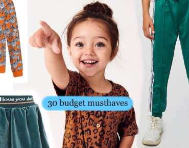 30 BUDGET MUSTHAVES