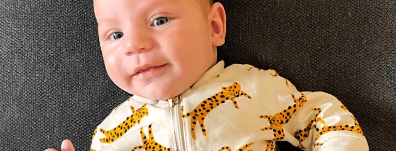 BABY MINK IN BUDGET PAKJE MET PANTERS