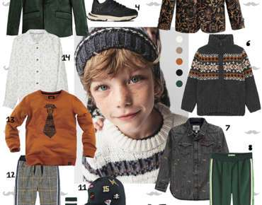 MUSTHAVE SHOPPING FOR BOYS!