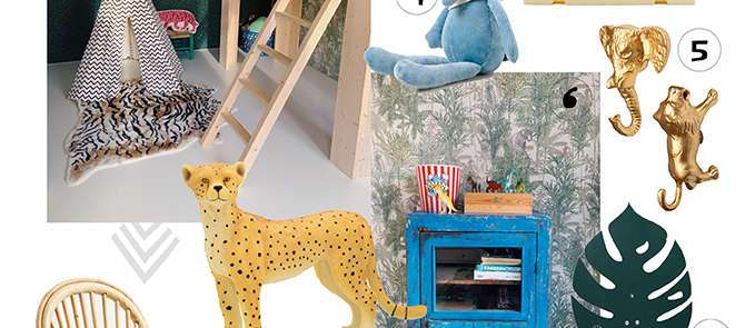 MUSTHAVE KINDERKAMER SHOPPING