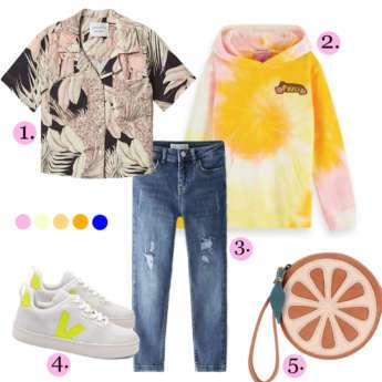 COOLE GIRLS OUTFIT