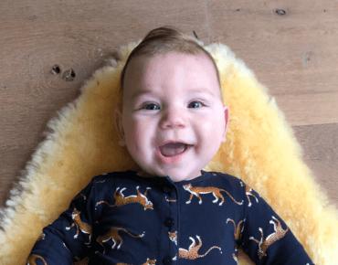 BABY MINK IN EEN HEEL TOF PAK!