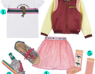 HIPPE KINDERKLEDING OUTFIT