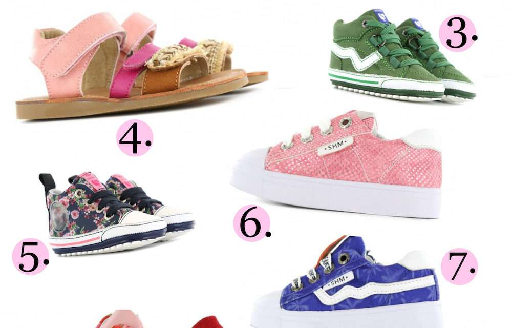 COLOR EXPLOSIE SHOES SHOPPING