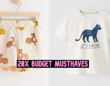 20 X BUDGET MUSTHAVES