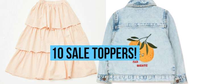 10X SALE TOPPERS!