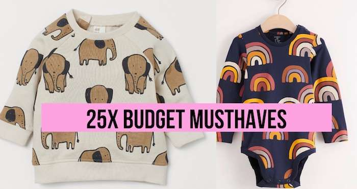 25X BUDGET MUSTHAVES