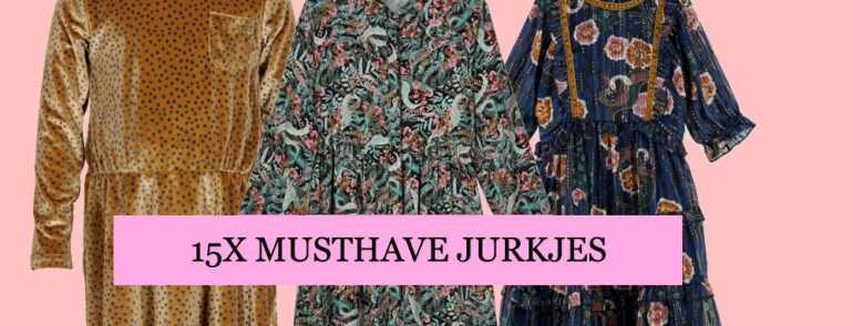 15 X MUSTHAVE JURKEN