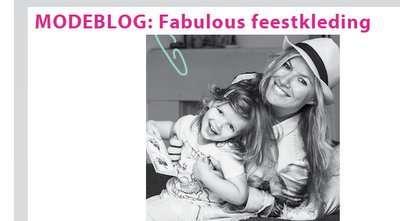 Fabulous Mama blog: Feestkleding