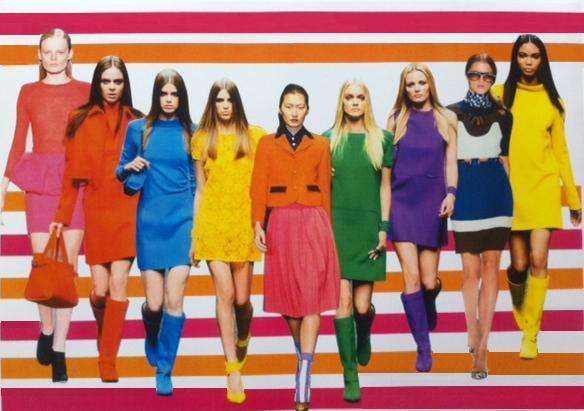 Trendwatcher Sophie: de Colortrend