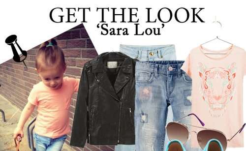 KINDERMODE 'GET THE LOOK'